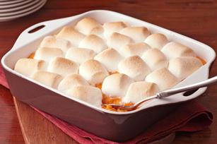 Sweet Potatoes w/ Marshmellows