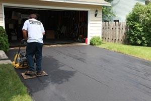 Asphalt Driveway Paving Pricing MN