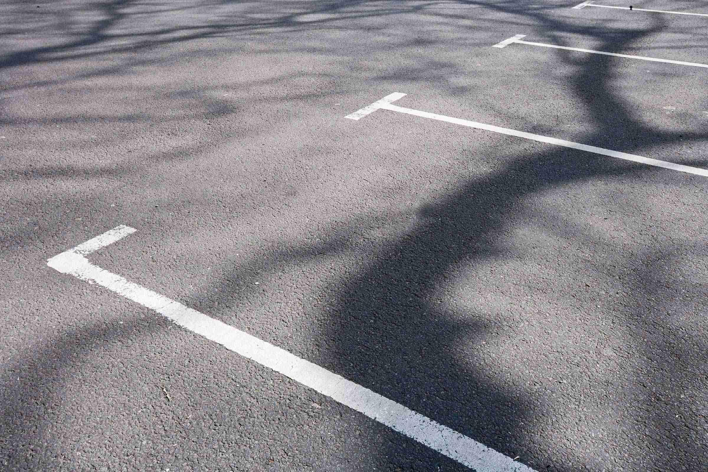 Parking Lot Improvements